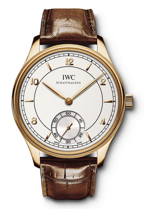 IWC Vintage Portuguese Hand Wound Watch IW544503