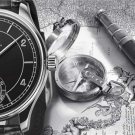 IWC Vintage Portuguese Hand Wound Watch