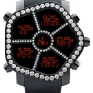 Jacob & Co Ghost GPS Watch 300.100.14.RO.MR.91D