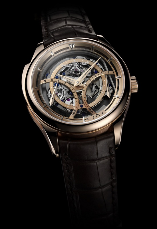 Jaeger-LeCoultre Master Tradition Minute Repeater Rose Gold Watch