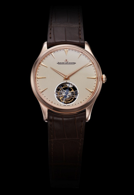 Jaeger-LeCoultre Master Ultra Thin Tourbillon Watch