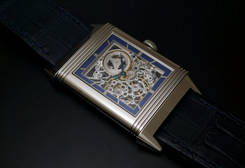 Jaeger-LeCoultre Reverso Skeleton Watch