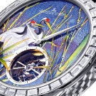 Jaeger-LeCoultre Master Grand Tourbillon Enamel Watch Dial