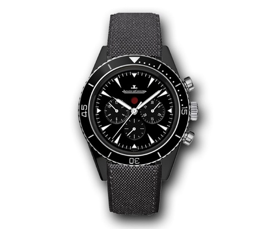 Jaeger-LeCoultre Deep Sea Chronograph Cermet  Watch 208A570