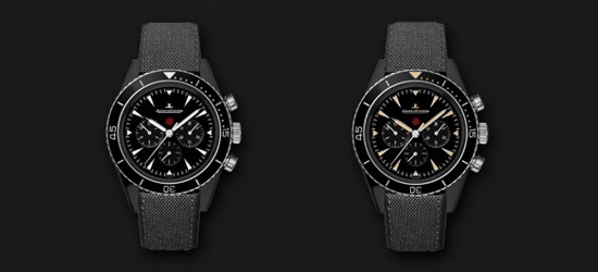Jaeger-LeCoultre Deep Sea Chronograph Cermet  Watches