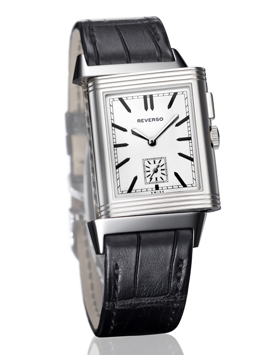 Jaeger-LeCoultre Grande Reverso Ultra Thin Duoface Watch Stainless Steel