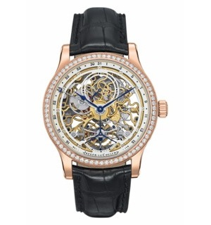 Jaeger LeCoultre Master Tourbillon SQ Watch