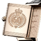 Jaeger-LeCoultre Grande Reverso Men's Ultra Thin Diamond Jubilee Watch