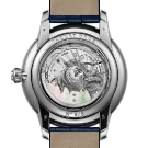 Jaquet Droz Petite Heure Minute Relief Rooster Watch Back J005024282
