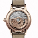 Jaquet Droz Petite Heure Minute Rooster Watch Back J005003222