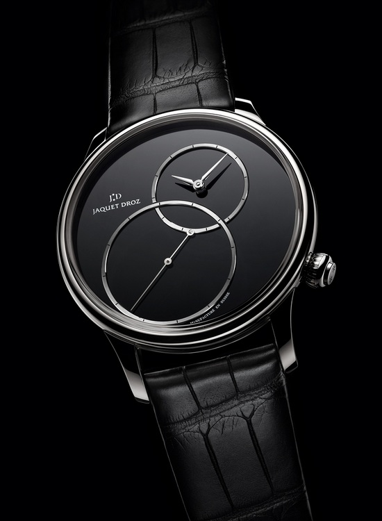 Jaquet Droz Grande Seconde Off-Centered Onyx Watch