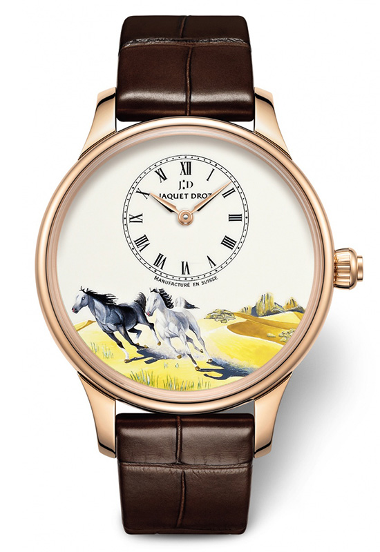 Jaquet Droz Chinese Year Of Horse J005013204 Watch