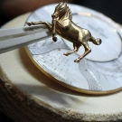 Jaquet Droz Chinese Year Of Horse Watch Detail