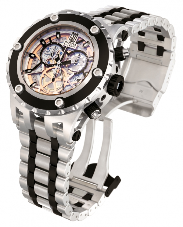 Invicta Specialty Reserve Jason Taylor Limited Edition Watch 12958