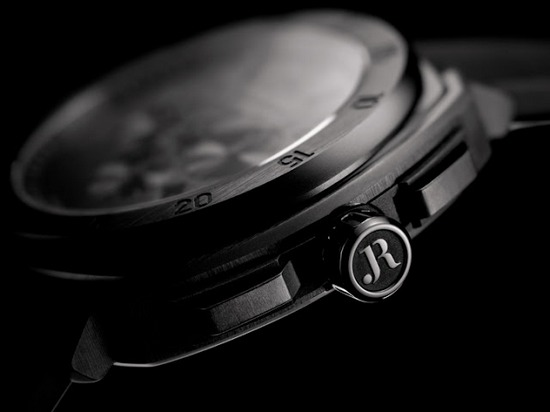 JeanRichard Neroscope Watch Crown