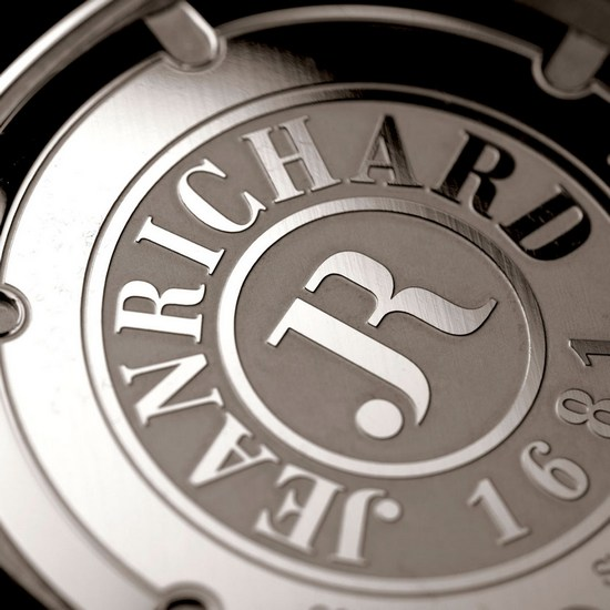 JeanRichard Terrascope Watch Caseback