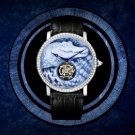Rotonde de Cartier Crocodile Motif Watch