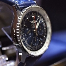 Breitling Navitimer Blue Sky Limited Edition Watch Side Detail