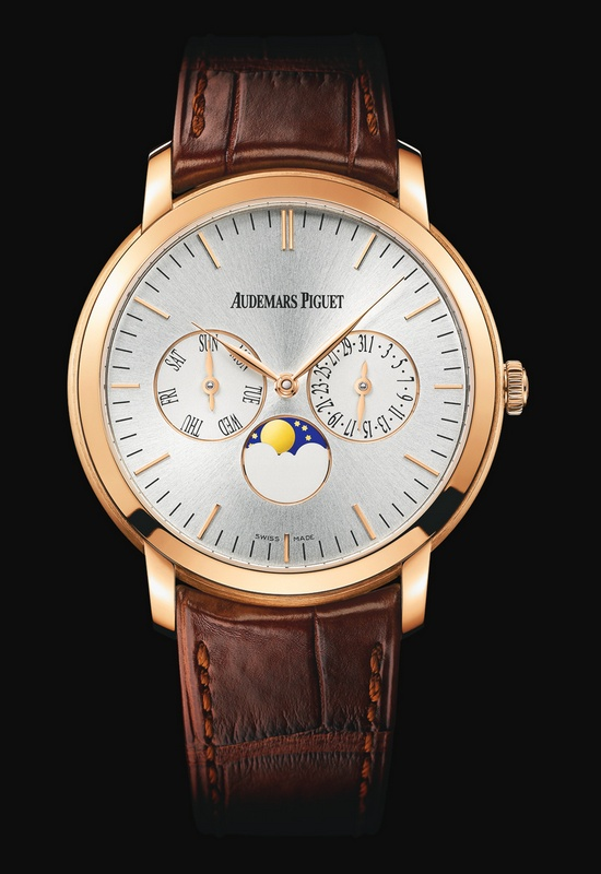 Jules Audemars Moon-Phase Calendar Watch by Audemars ...