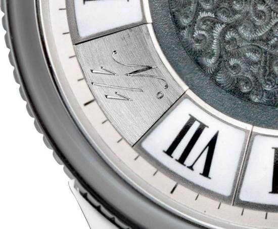 Julien Coudray 1518 'Draw Me a Happy Child' 2013 Only Watch Detail