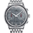 Junghans Meister Driver Chronoscope Watch 027/3686.44