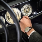 Junghans Meister Driver Chronoscope Watch