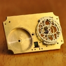 Kaj Korpela Timepiece No.1 Mainplate