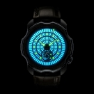 Sarpaneva Korona K01 Northern Lights Blue Watch Night