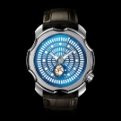 Sarpaneva Korona K01 Northern Lights Blue Watch