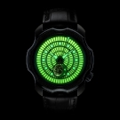Sarpaneva Korona K01 Northern Lights Green Watch Night