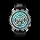 Sarpaneva Korona K01 Northern Lights Green Watch