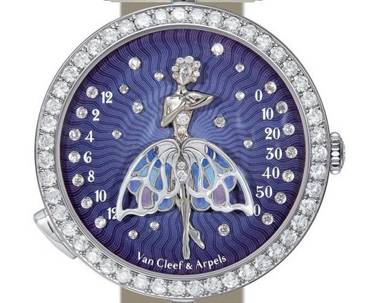 Van Cleef & Arpels Ballerine Enchantée Poetic Complication Watch