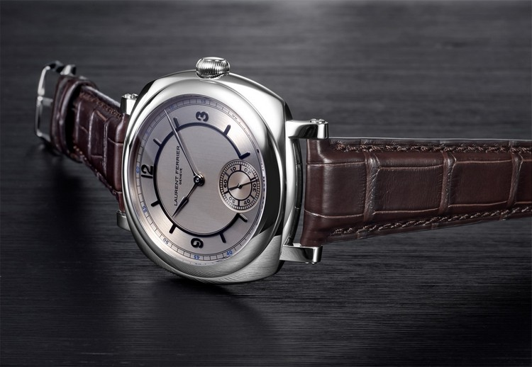 "Laurent Ferrier Galet Square Swiss FineTiming Limited Edition ""Vintage America I"" Watch"