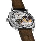 "Laurent Ferrier Galet Square Swiss FineTiming Limited Edition ""Vintage America I"" Watch Back"
