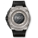 IWC Nico Rosberg Ingenieur Chronograph Watch Back
