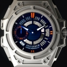 Linde Werdelin Spidolite II Titanium Blue Watch