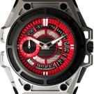 Linde Werdelin Spidolite II Titanium Red Watch