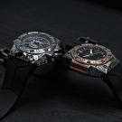 Linde Werdelin Oktopus Crazy Universe and Reef Watches