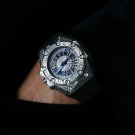 Linde Werdelin Oktopus Crazy Universe Watch on Hand