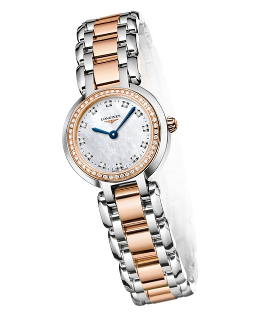 Longines Elegance PrimaLuna Small Watch L8.109.5.89.6