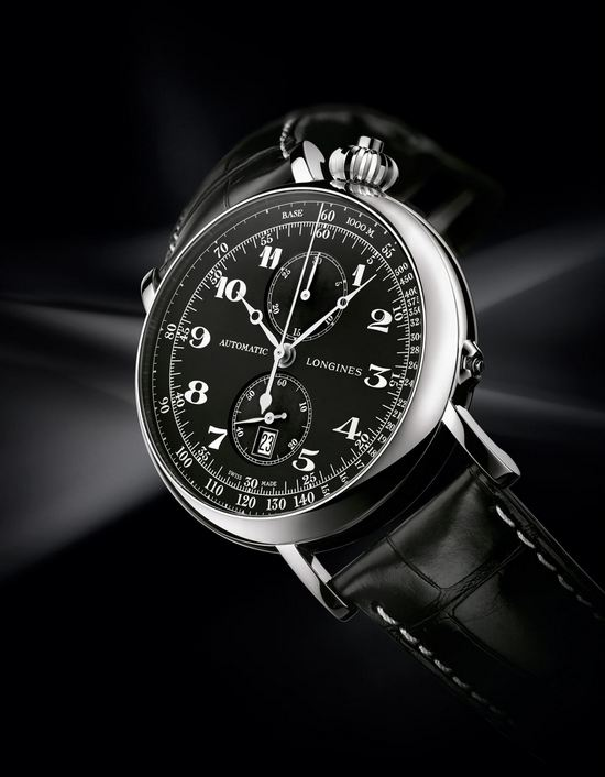 Longines Heritage Avigation Watch Type A-7