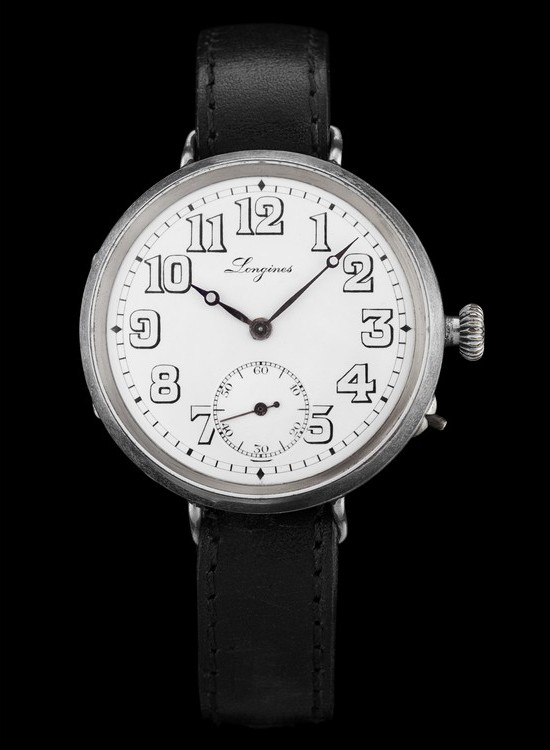 Longines Heritage Military 1918 Watch
