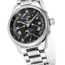 Longines Master Collection Watchmaking Tradition Quadruple Retrograde Moon Phases L2.738.4.51.6 Watch