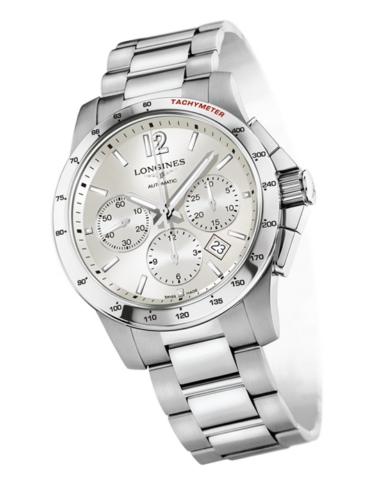 Longines Sport Conquest Chronograph Watch