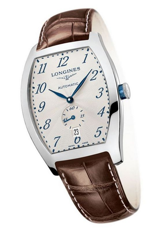 Longines Watchmaking Tradition Evidenza Small Seconds Watch L2.642.4.73.4