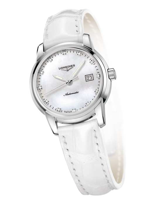 Longines Watchmaking Tradition Saint-Imier Collection Ladies' Classic Medium Watch L2.563.4.87.2