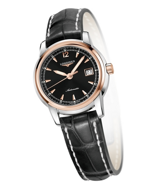 Longines Watchmaking Tradition Saint-Imier Collection Ladies' Classic Medium Watch L2.563-5-59-3