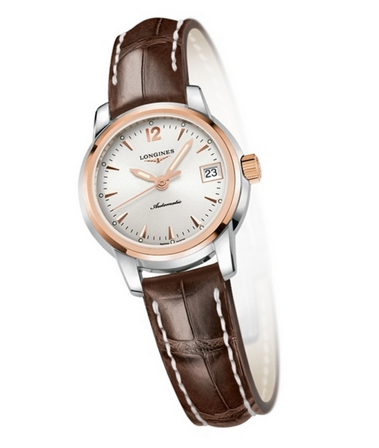 Longines Watchmaking Tradition Saint-Imier Collection Ladies' Classic Small Watch L2.263.5.72.0