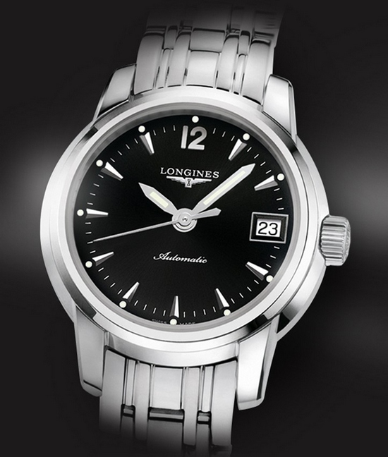 Longines Watchmaking Tradition Saint-Imier Ladies' Classic Small Watch L2.263.4.52.6
