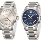 Longinest Sport Conquest 24 Hours Watches